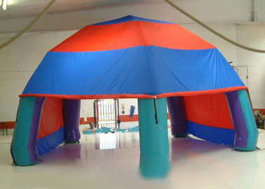 Blow Up Marquee Inflatable Spider Tent Used In Rodeo Bulls Sport Games