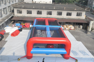 Custom Made Big Event Insane 5k Inflatable Obstacle Course Big Balls For Adults And Kids