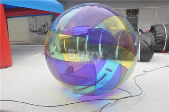 1.0mm Thickness Clear Pvc Inflatable Pool Walker Water Ball For Kids
